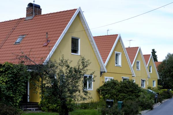 Villapriserna stiger mest i Göteborg