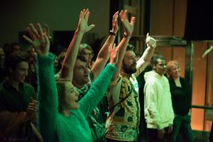 Jazzfestival intar hela Göteborg