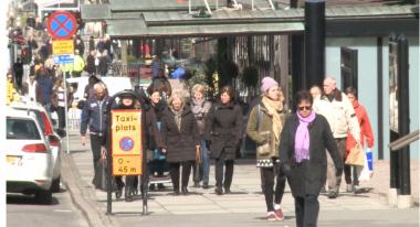 TV: Ny gatufest på Avenyn
