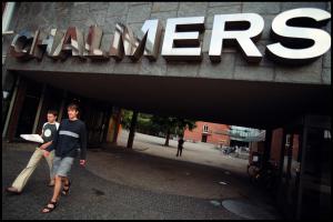 Göteborg NU har sänt live från Chalmers-cortègen