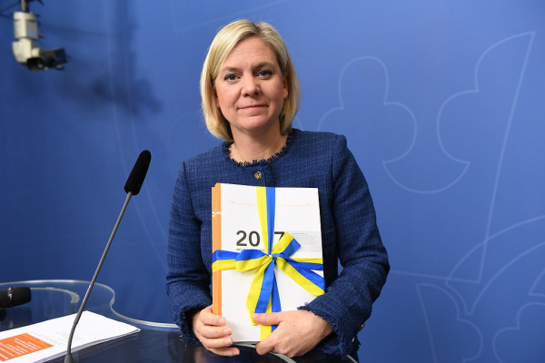 Så blir Sveriges nya vårbudget