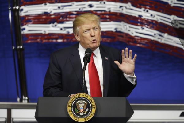 "Trumps ""armada"" åkte bort från Nordkorea"