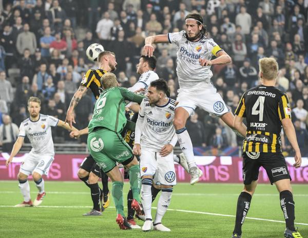 Häcken utslagna ur Svenska cupen