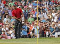 Pånyttfödd Tiger Woods orsakar golf-feber