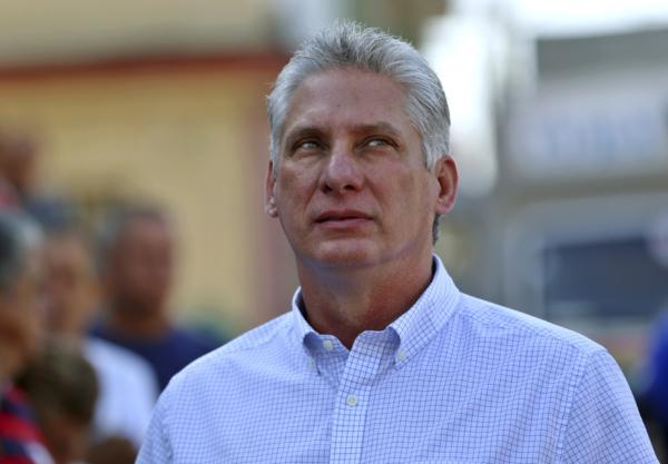 Miguel Diaz-Canel ny president i Kuba