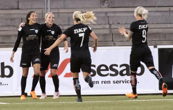 Delad poäng i premiären för Göteborg FC