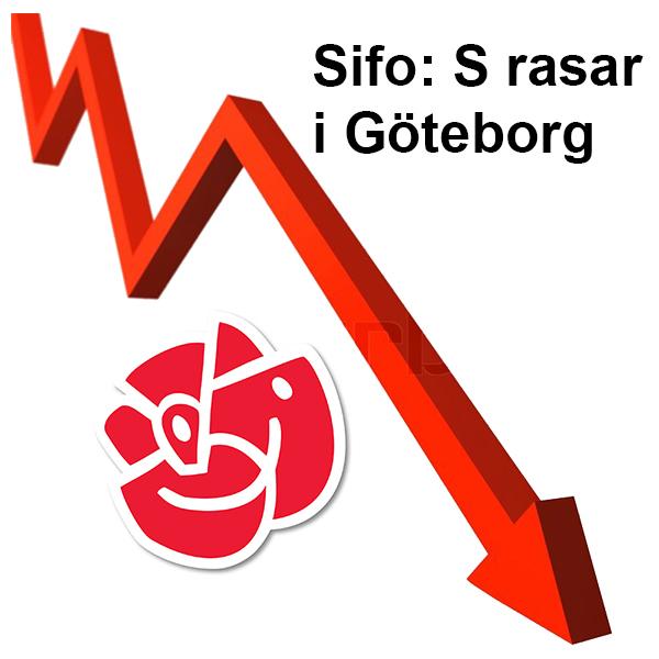 S rasar i lokal Göteborgs-Sifo