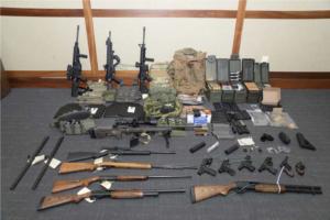 Amerikan terrormisstänkt - studerade Breivik
