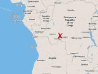 Många barn döda i tågolyckan i Kongo-Kinshasa