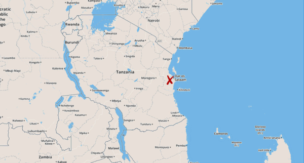 Två gripna för mord på göteborgare i Tanzania