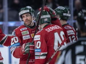 Lundqvist riskerar att bli avständ efter tackling mot huvud