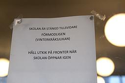 Envis magsjuka på Borås förskolor