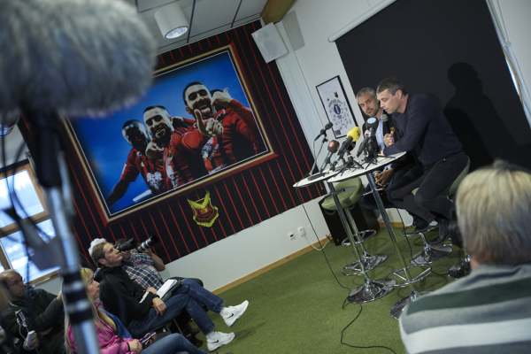 Nya avslöjanden om ÖFK:s ekonomi - en barack kan ha räddat klubben