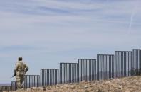Pentagon godkänner en miljard till Trumps mur