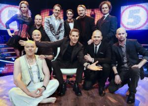 Kanal 5 firar 30 år i TV-rutan