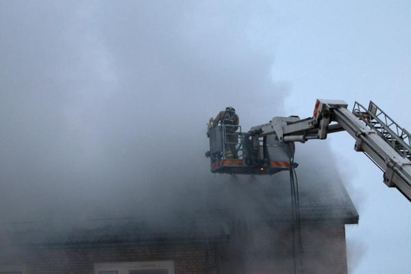 Skador på 100 miljoner efter branden i Borås