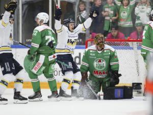 """Säsongen över för Rögle: """"Det är tungt"""""""