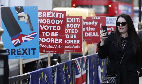 Alla alternativ ligger på Brexit-bordet