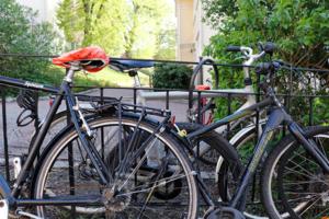 Cykelstölder - ett växande problem