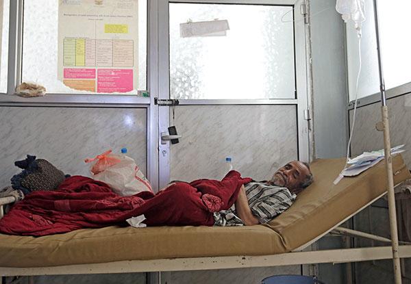 Åtta afrikanska migranter dog i läger i Jemen