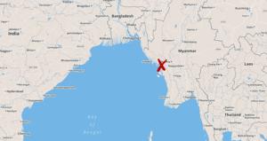 Minst sex dödade i Rakhine i Myanmar