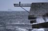 SMHI varnar för mycket högt vattenstånd