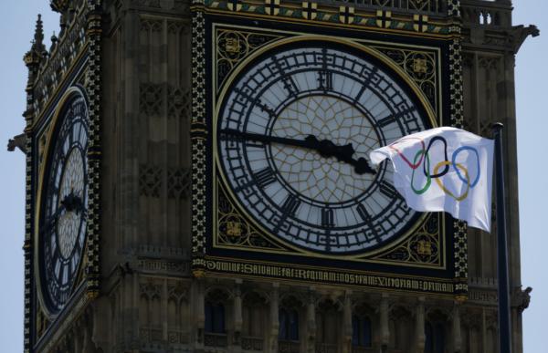 London kan ta över OS