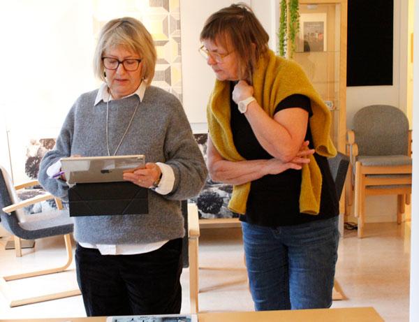 Äldre filmar sin bild av Göteborg