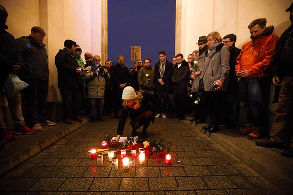 Chock och sorg i Hanau efter attackerna