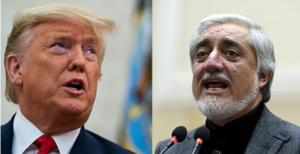 Trump: Fredsavtal nära i Afghanistan