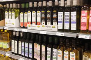 Extra jungfruolivoljor klarar inte testet – sämre olja i flaskorna