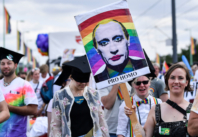 Putin: Äktenskap bara till för man och kvinna