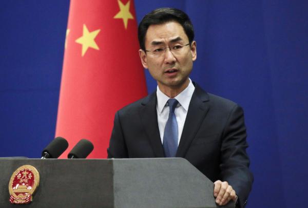Kina kritiserar USA för skärpta medieregler