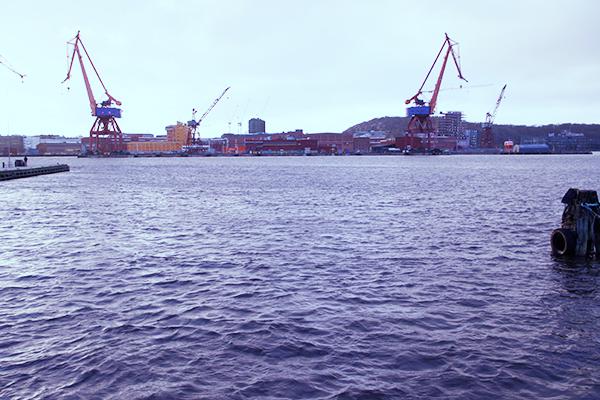 Gift i Göteborgs vattendrag
