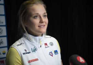 Stina Nilsson byter sport – får inget SOK-stöd