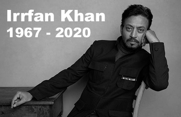 Bollywood-skådisen Irrfan Khan död