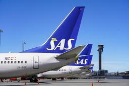 SAS varslar 40 procent av personalen