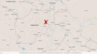 Tre döda i självmordsattack i Afghanistan