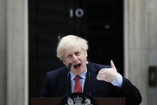 Johnson tillbaka: förväntas trolla fram lösningar
