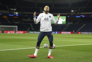 Franska beskedet: Fotbollen ställs in